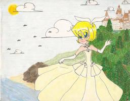 V: Princess Rin by Sketch75