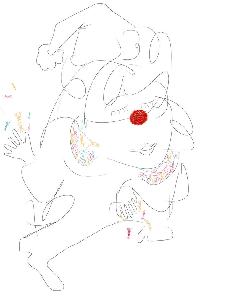 Candy elf by sabai