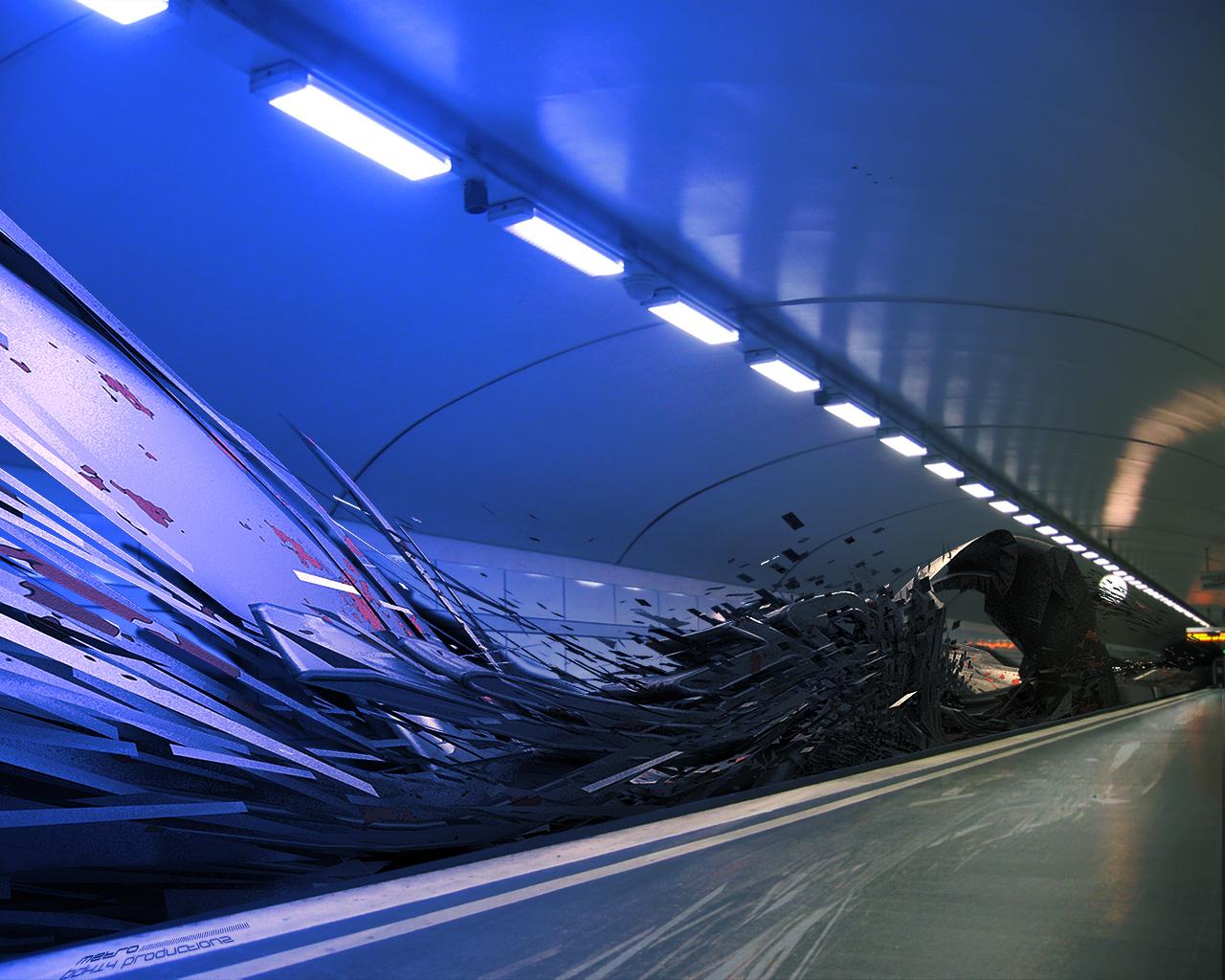 Metro by bdk14