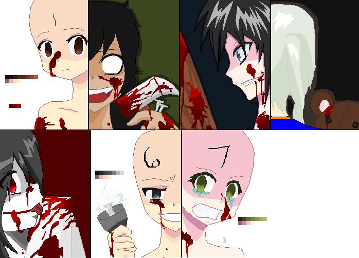Anime Creepypasta Creepypasta open collab:. by