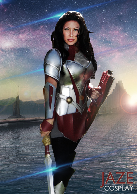 Thor: The Dark World Lady Sif Cosplay by captainjaze on ...
