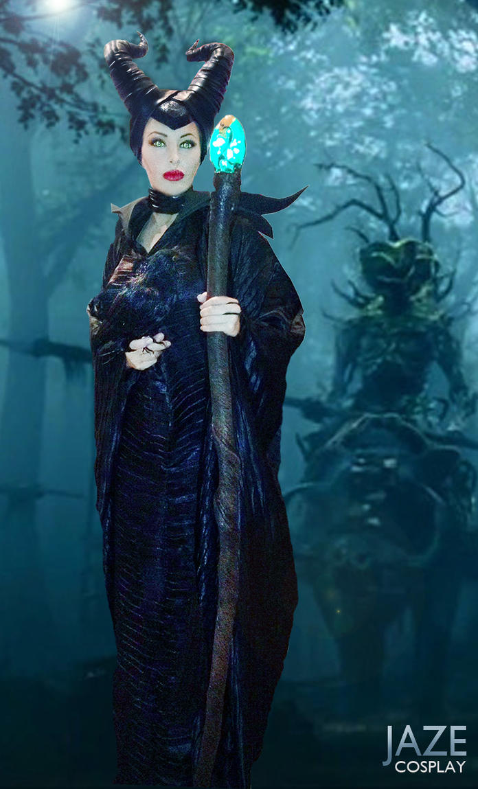 Maleficent Movie Cosplay by captainjaze