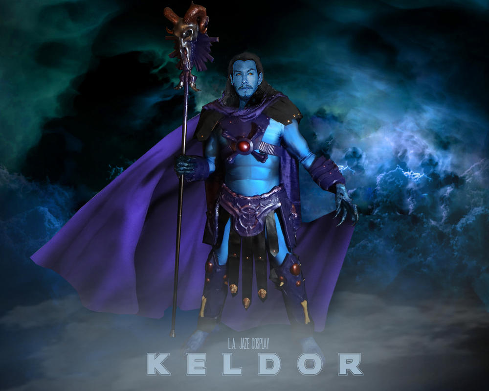 Keldor Cosplay by captainjaze