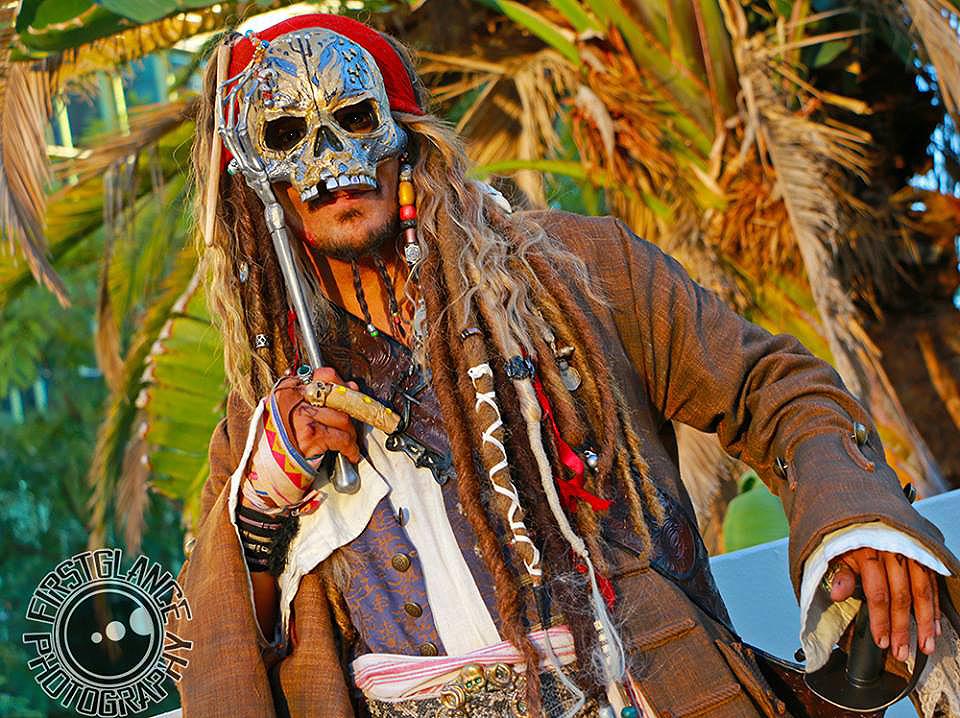 Dead Men Will Tell No Tales, Mate.. by captainjaze