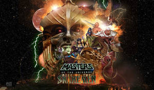 Masters of the Universe ROTS Movie Poster