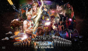 Masters of the Universe TWFE Movie Poster