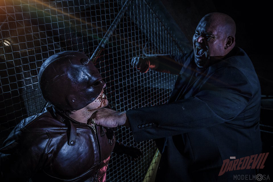 Daredevil Vs Kingpin Daredevil Vs Kingpin |...