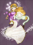 :Collaboration: Princess Zelda