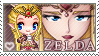 Queen Zelda Support Stamp by Lady-Zelda-of-Hyrule
