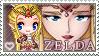 Queen Zelda Support Stamp by Lady-Zelda-of-Hyrule