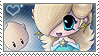 Rosalina and Luma Stamp by Lady-Zelda-of-Hyrule