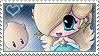 Rosalina and Luma Stamp by Lady-Zelda-of-Hyrule