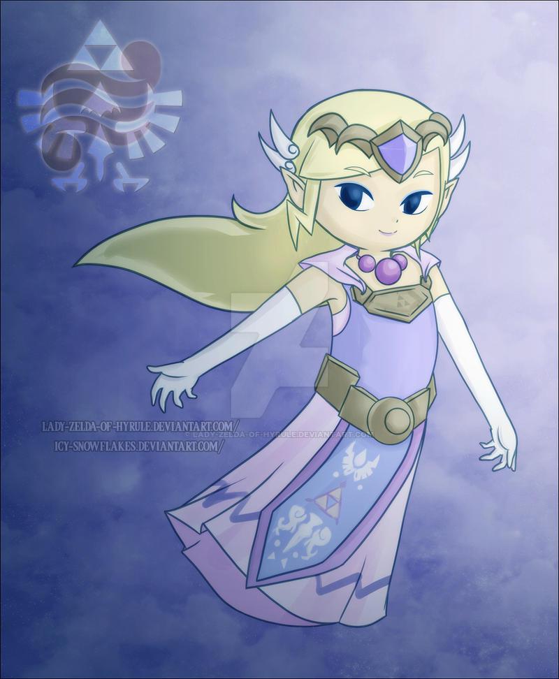 Spirit of the Princess by Lady-Zelda-of-Hyrule
