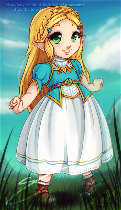 Precious Child of the Wild by Lady-Zelda-of-Hyrule ... & Precious Child of the Wild by Lady-Zelda-of-Hyrule on DeviantArt