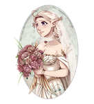 Bride To Be by Lady-Zelda-of-Hyrule
