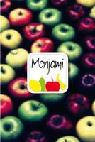 Manjami Sticker Fruit by mikymeg