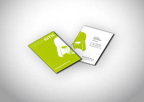 GreenSith Business Card Concept by mikymeg