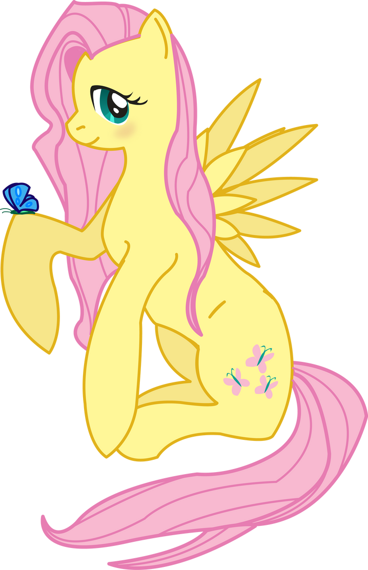 Fluttershy by Fai-is-s...