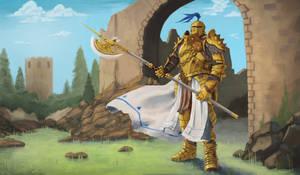 For Honor - Lawbringer (Timelapse)