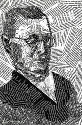 Hermann Hesse by Khainesmal