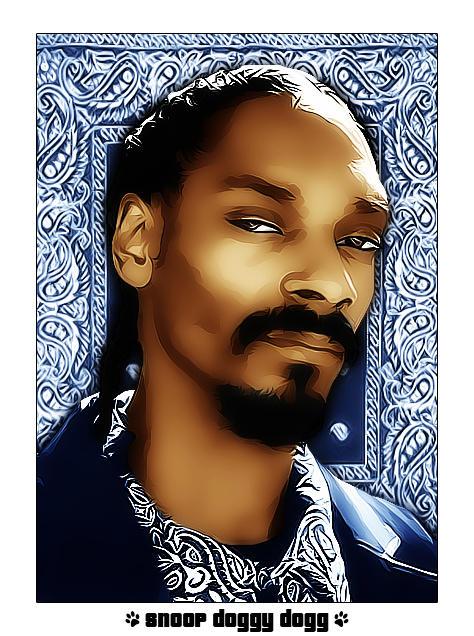 Snoop Doggy Dogg by DyceIBG