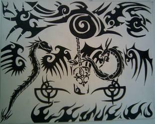 Tribal by Koshain