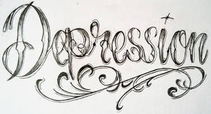 just lettering