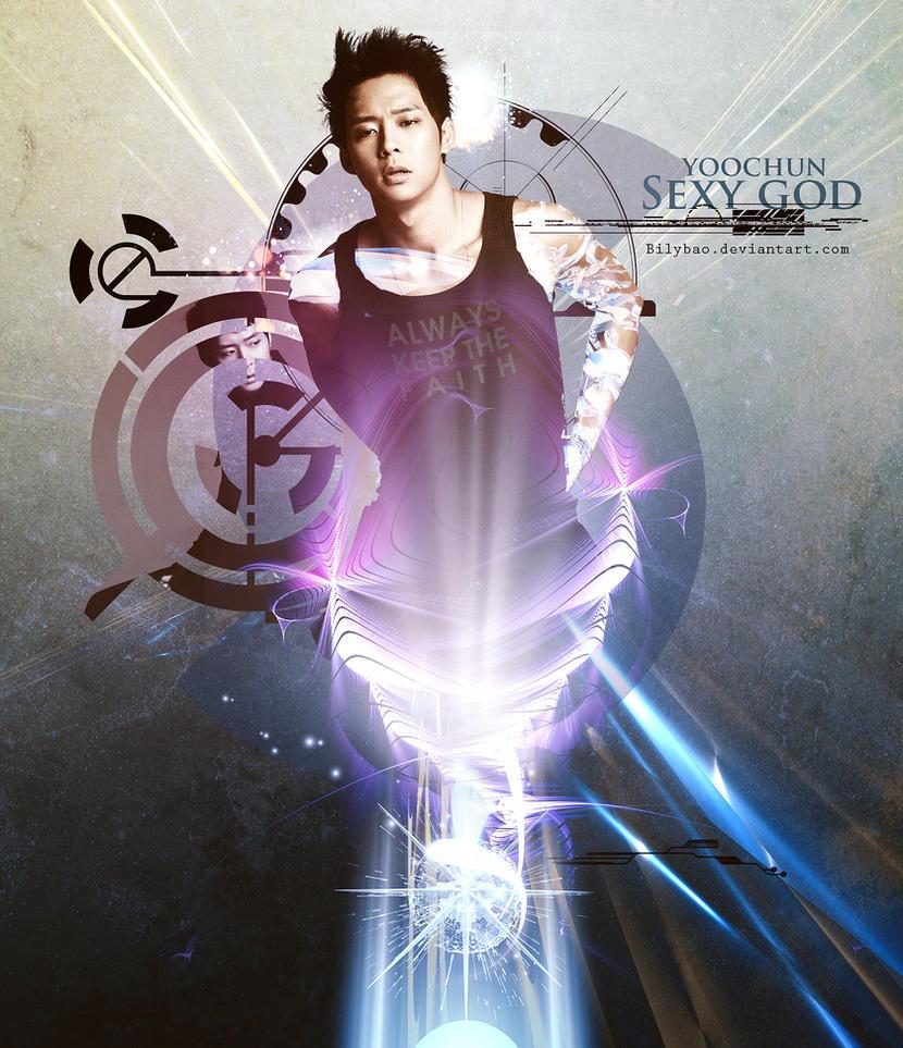 YooChun-Sexy God for JefWoon by BiLyBao