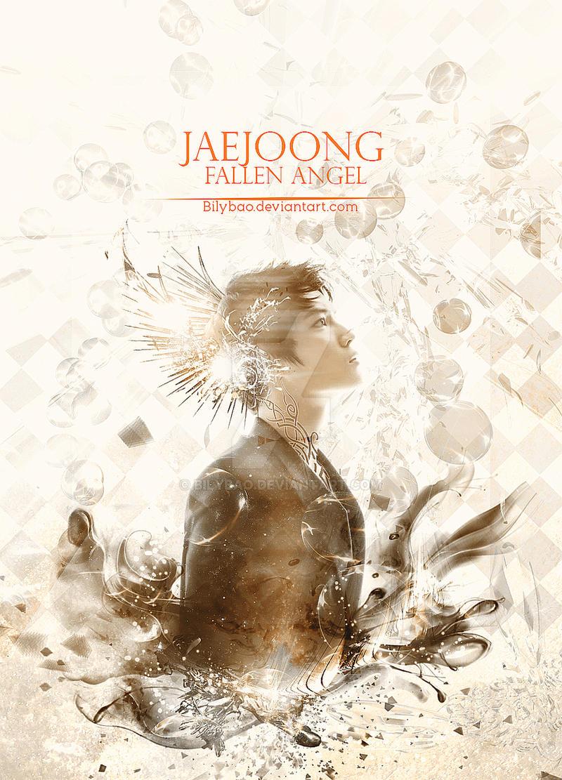JaeJoong - Fallen Angel by BiLyBao