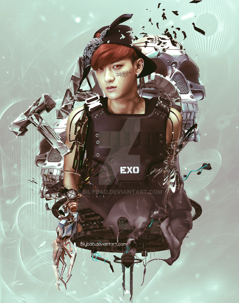 Tao- Cyborg by BiLyBao