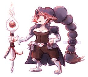 Warlock by castiboy
