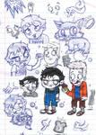 More Dan Vs. Doodles