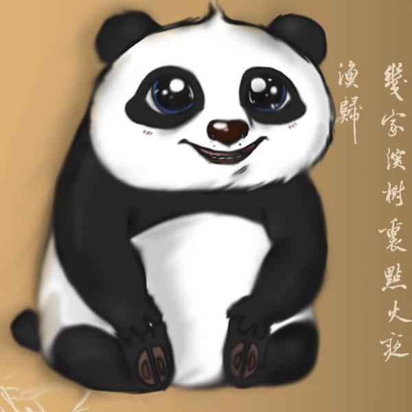 Kung Fu Panda Baby Wallpaper Kung Fu Panda Inspired Artworks And