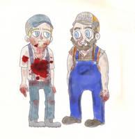 Tucker and Dale Vs. Evil by Awko-Talko