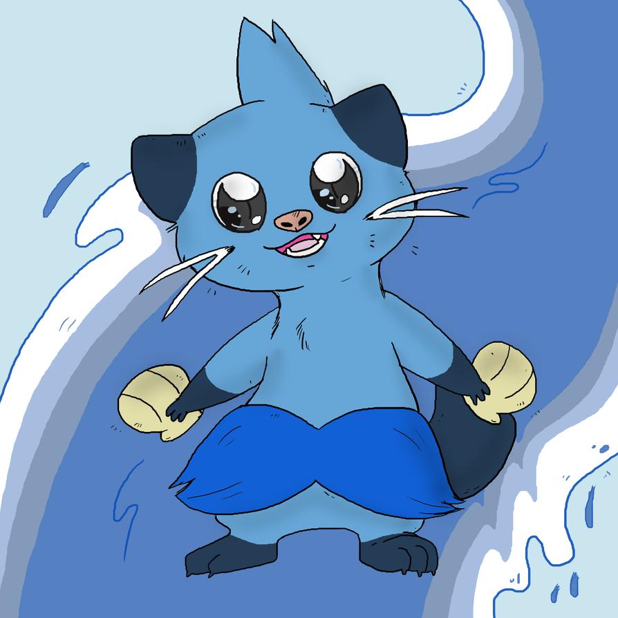 dewott pokemon shiny - photo #33