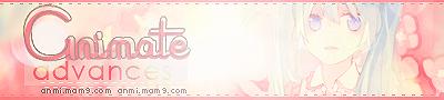 Anime signature : animate advances by Lamia-149