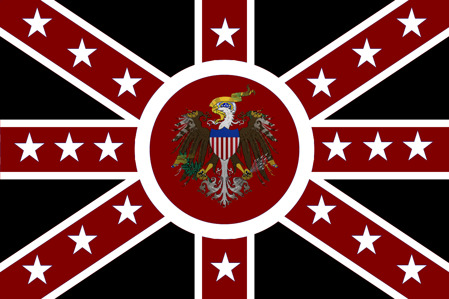 Flag of the American Empire by Beastboss on DeviantArt