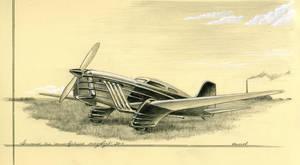 Flying limousine