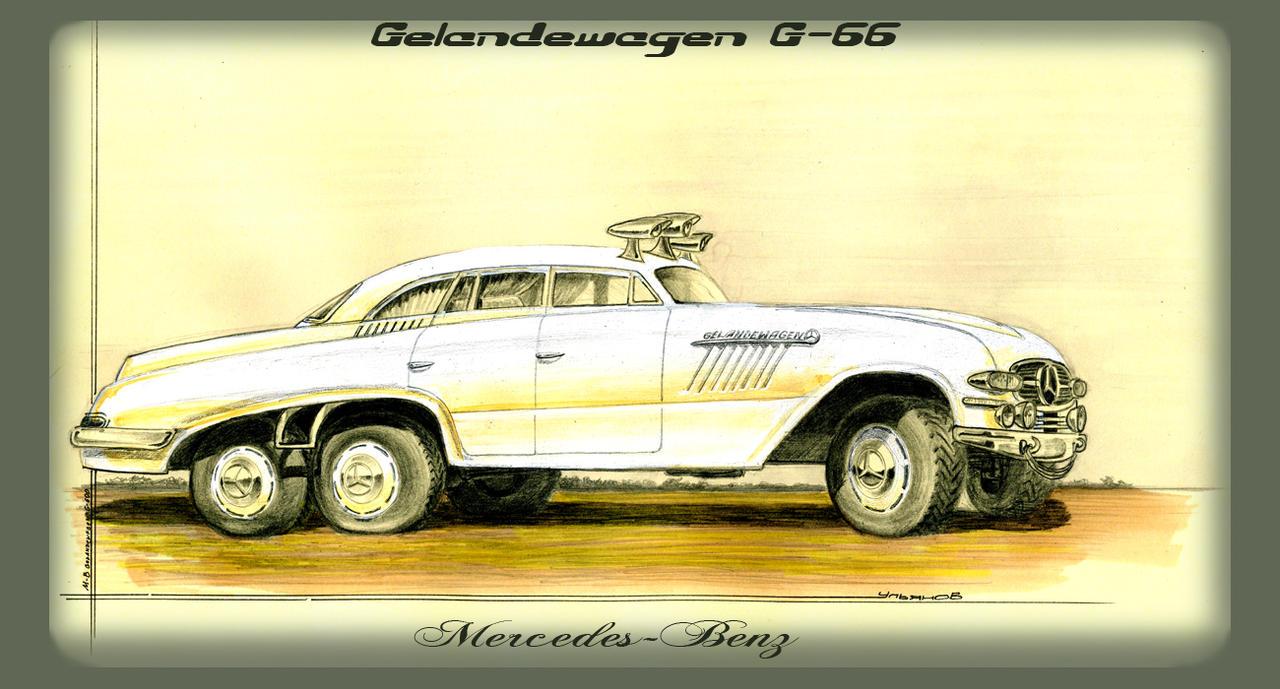Mercedes benz gelandewagen g 66 in africa by lnago on for Mercedes benz gelandewagen
