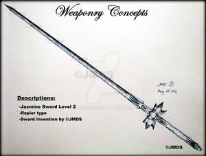 Jasmine Sword level 2