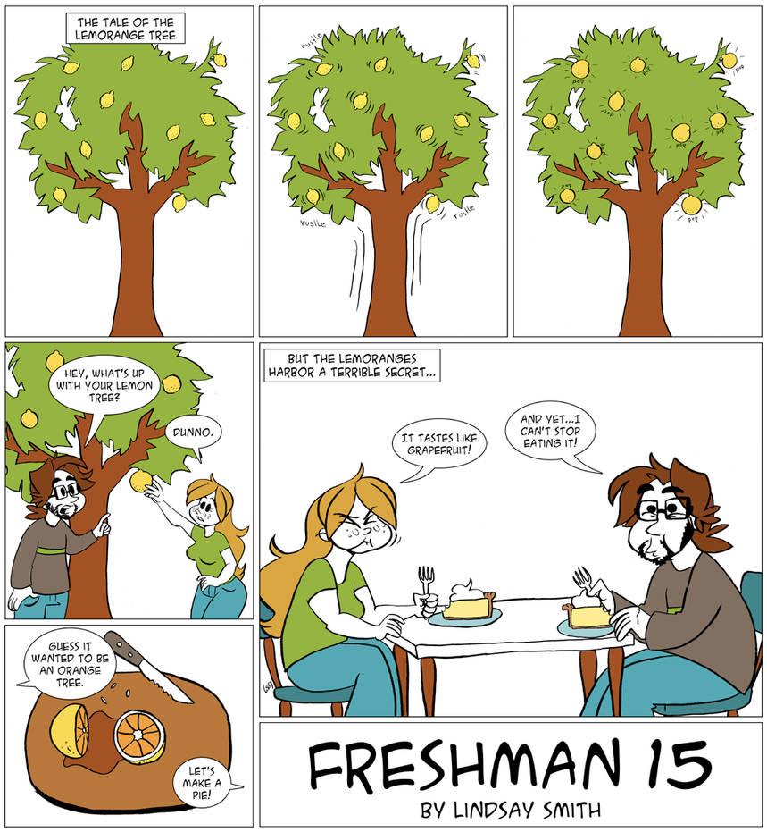 Lemoranges by Freshman15