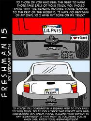 Truck Balls by Freshman15