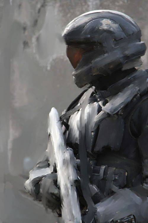 Halo 3 odst rookie by sonic1994 on deviantart - Halo odst images ...