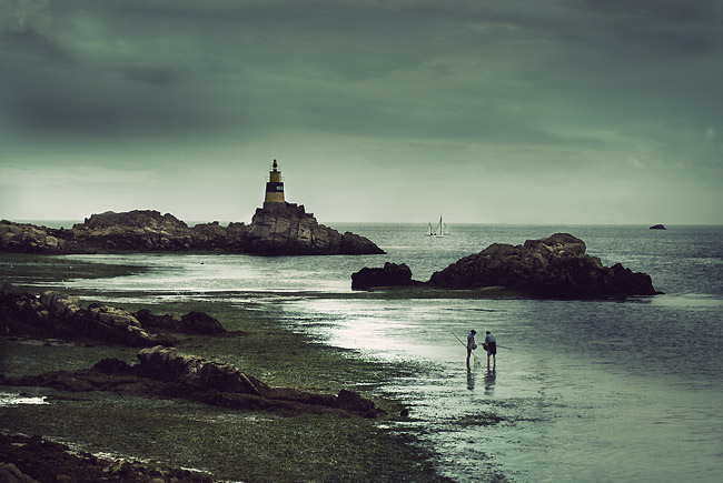 Fishermen by ChristineAmat