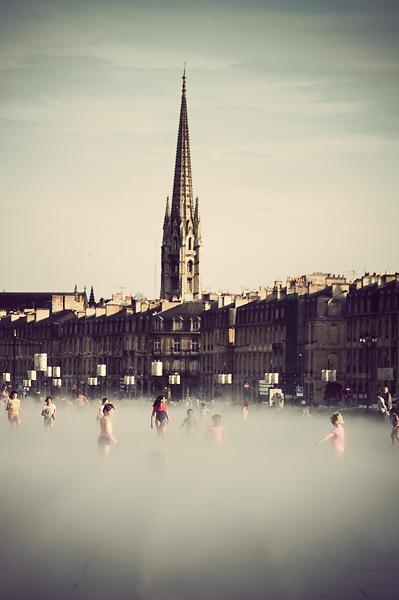 Bordeaux city by ChristineAmat