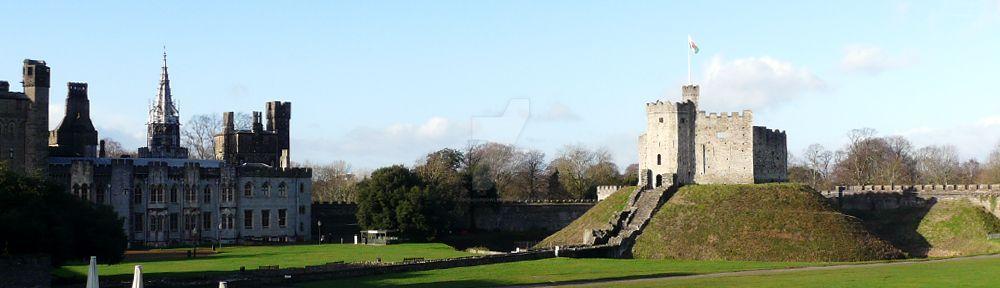 Castillo de Cardiff by voodooprowler