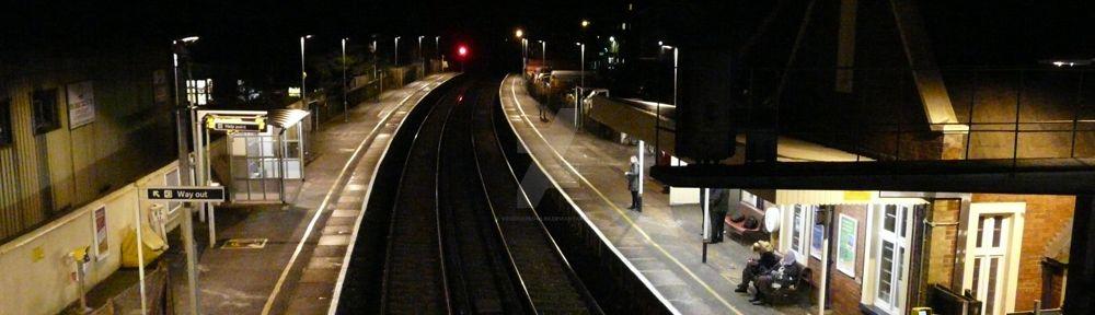 Totton Station 2 by voodooprowler