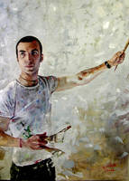 self portrait by ignacior