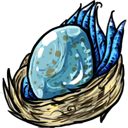 bluejay gryphon egg by Evalyhn