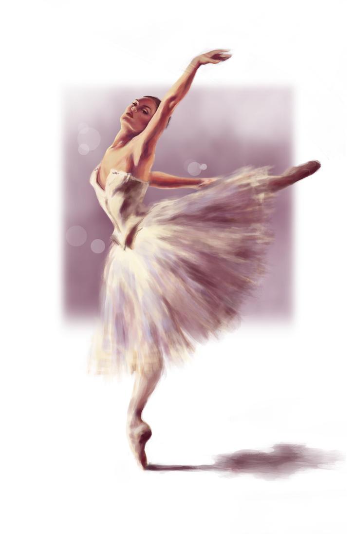 Dancer by MaggieParvanova